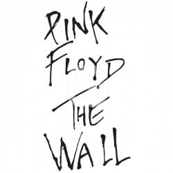 Adhesivo decorativo Pink Floyd