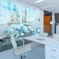 Fotomural glaciares de...
