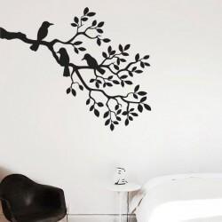 Adhesivo de pared árbol 7