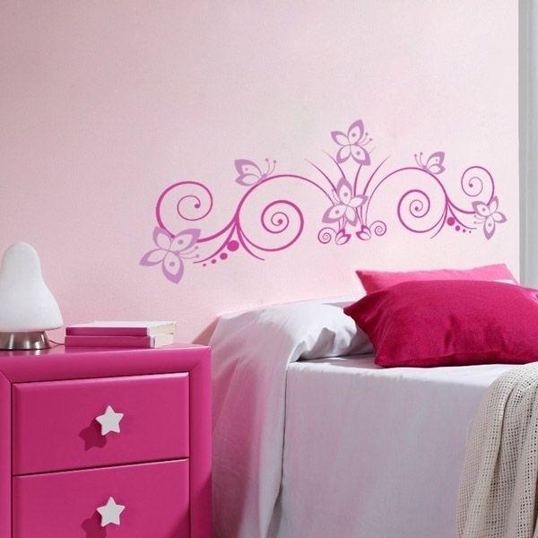 Adhesivo decorativo mariposas 3