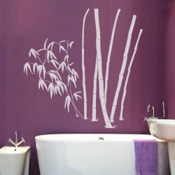 Vinilo Adhesivo Bambú 2