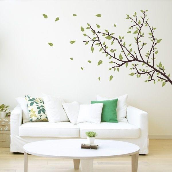 Vinilo decorativo árbol 5