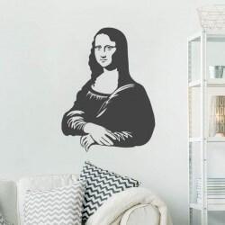 Vinilo decorativo Mona Lisa
