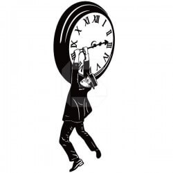 Vinilo Harold Lloyd Horloge