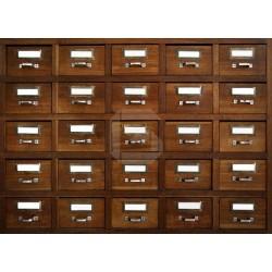 Lamina archivador antiguo