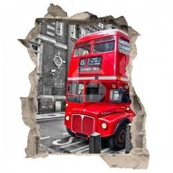 Vinilo decorativo autobús