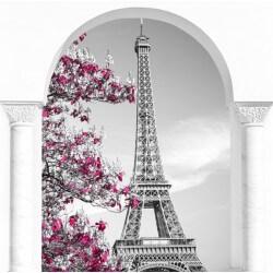 Adhesivo trampantojo Torre Eiffel 2
