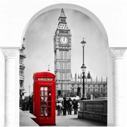 Vinilo trampantojo Londres