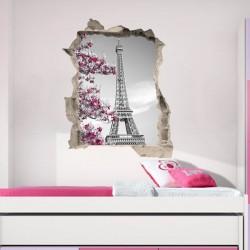 Vinilo trampantojo Torre Eiffel