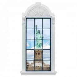 Ventana Estatua Libertad 1