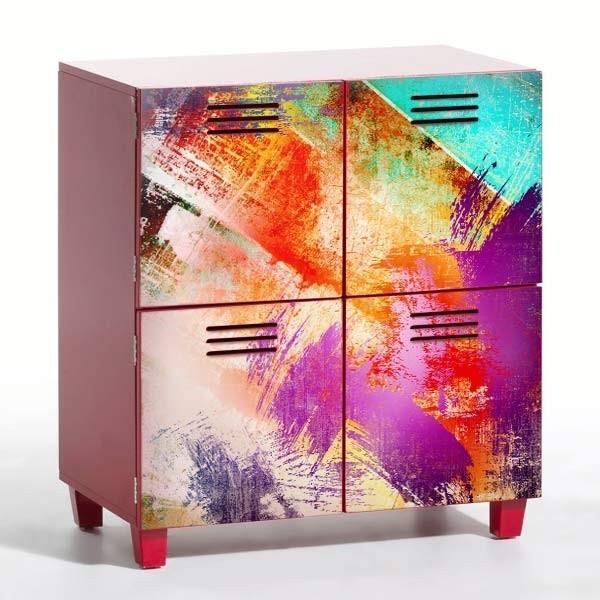 Vinilo para armarios textura 5