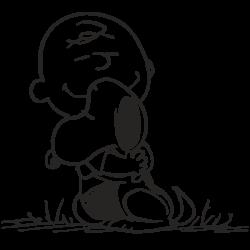 Vinilo Snoopy y Carlitos