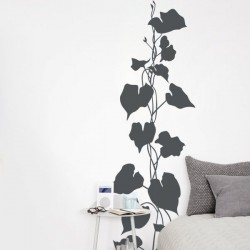Vinilo decorativo flores 16