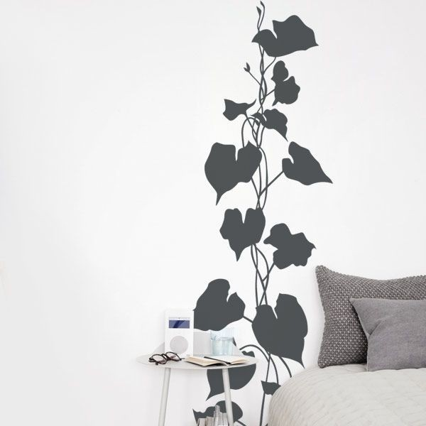 Vinilo Planta trepadora