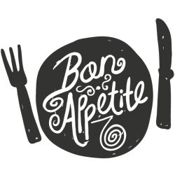 Vinilo Bon Appétit 1