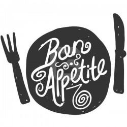 Vinilo Bon Appétit
