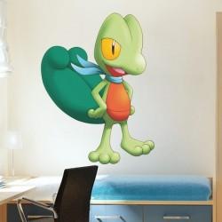 Adhesivo Pokémon Treecko