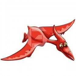 Vinilo adhesivo Pteranodon