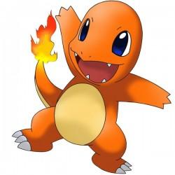 Pegatina Pokémon Charmander