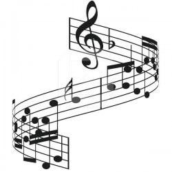 Vinilos pautas musicales 2