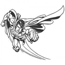Vinilo adhesivo Superman
