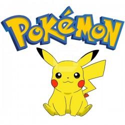 Adhesivo Pokémon Pikachu