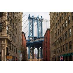 Fotomural puente de Brooklyn 2