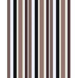Vinilo para muebles lineas marrones