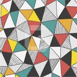 Vinilo para zapateros arte geométrica