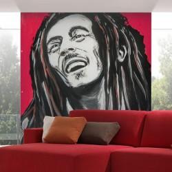 Fotomural Bob Marley 1