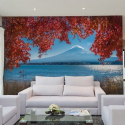 Mural de pared Monte Fuji