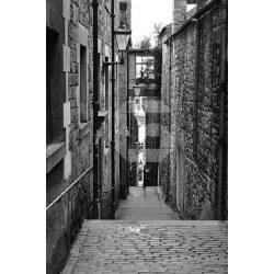 Fotomural calles de Edimburgo