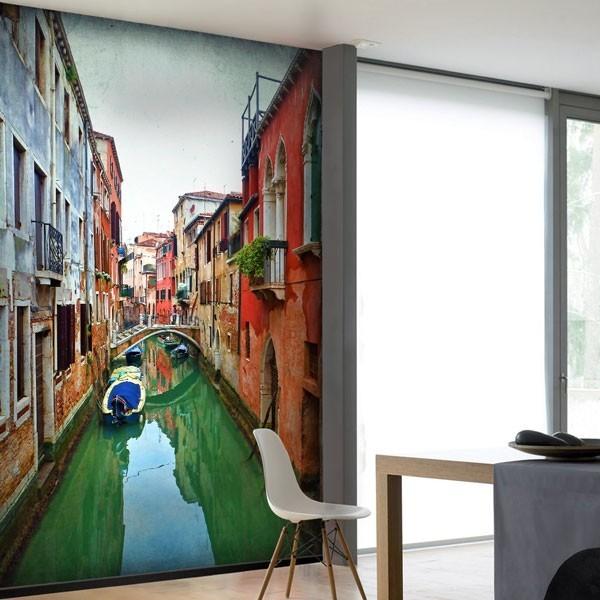 Decorativo canales de Venecia 1