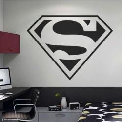 Vinilo adhesivo logo Superman