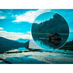 Fotomural del Lago Ness