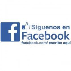 Vinilo Escribe tu Facebook