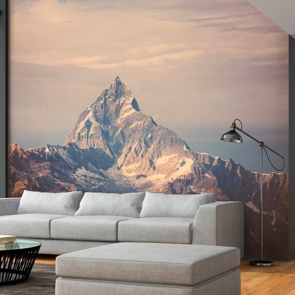 Fotomural montaña, Nepal