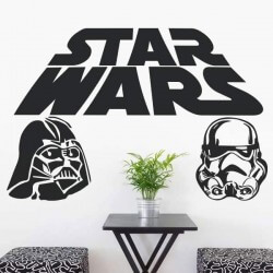 Vinilo decorativo Star Wars