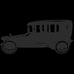 Vinilo de coche clásico