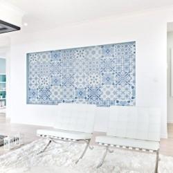 Vinilo azulejo portugués...