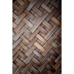 Adhesivo madera entrelazada
