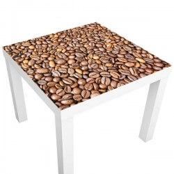 Vinilo para mesas granos de café