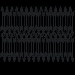 Vinilo de mini pegatinas flechas