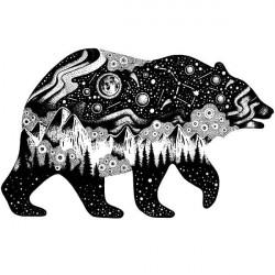 Vinilo Oso Polar