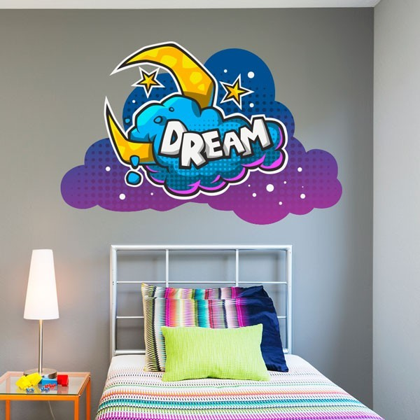 Vinilo decorativo dream