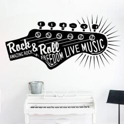 Vinilo de pared Rock & Roll