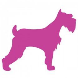 Vinilo de pared perro