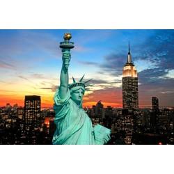Fotomural Estatua de la Libertad, USA