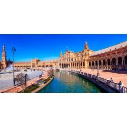Fotomural ciudad de Sevilla