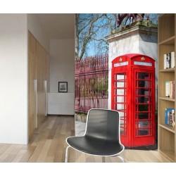 Mural Cabina telefónica